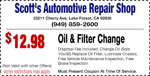 Oil-and-Filter-Change