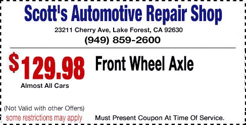 Wheel-Axle